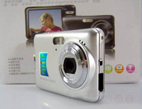 Wholesale DC520 Digital Camera Anti shake Card Camera MP Inch LCD X Digital Zoom hotsell
