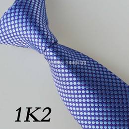 Wholesale 2015 Latest Style Cyan Navy Blue Dot Popular Design Wedding Party Shirts Business Suit Performance Gift For Men Necktie For Men
