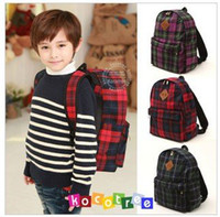 baby rucksacks - 1pc good quality canvas bag school bag baby kids school backpack backpacks cheap rucksack BP