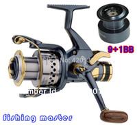 aluminium reels - superior bait runner reels aluminium spinning fishing reels SW5000 ball bearings