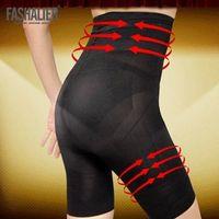 cellulite pants - 6 slimming pants slim up Anti Cellulite Burn Fat Hip Butt Body Shaper Slimming Belts calorie off SK010401