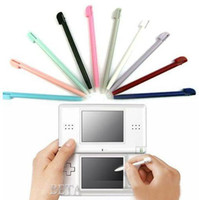 Wholesale 30pcs New colors TOUCH STYLUS PEN FOR DS DSL NDS LITE