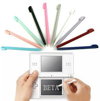 Wholesale 100pcs New colors TOUCH STYLUS PEN FOR DS NDSL NDS LITE