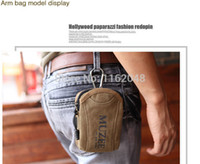 belly bag purse - LETWO Outdoor Sports Fitness Purse Case Arm Waist Bag Running Cycling Riding Jogging Wallet Runner Belly Bum Fanny Pack New