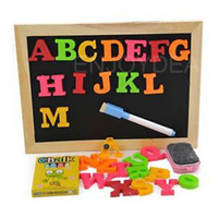 alphabet letter writing - Writing Board With Alphabet A Z Letters Kids TOY Creative Educational Gift H5