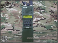 airsoft fields - Emerson Tactical PRC dummy radio case airsoft painball field communication EM5283