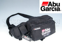 abu fabric - Hot ABU GARCIA Waist Tackle Bag pockets Fishing Tackle Bags Fishing Bag fly lure Waterproof fabrics pockets