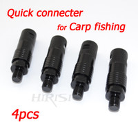 alarm bank - carp fishing rod pod connector quick release connector easy to install to bank stick rod pod bite alarms