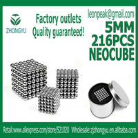 buckyballs - DHL sale sets neocube magic cube mm magnet balls buckyballs at metal tin box nickel color