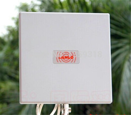Wholesale DB dbi Directional Aluminium Antenna Panel for WiFi Router Stand Holder amp Cable