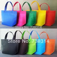 Wholesale Non woven bags non woven tote shopping bag eco friendly bag customize