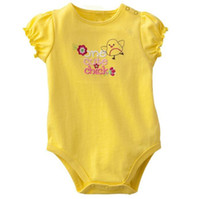 for Summer Bodysuit 0-3 Months Jumping Beans girls romper baby onesies jumper garments jumpsuit baby clothes tights bodysuits ZW400