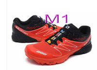 Wholesale Fast Shipping gt New Models Men s Running shoes Colors S LAB SENSE Running Shoes Men s Casual Sport shoes US7 EUR40