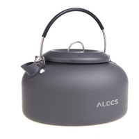 aluminum water container - NEW L Alocs Aluminum CW K03 Outdoor Kettle Camping Picnic Water Teapot Coffee Pot