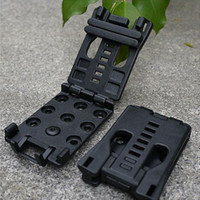 Wholesale Outdoor Multifunction Waist Clip Back Clamp with K Sheath Scabbard Tools hv5n