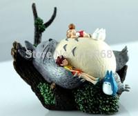 resin figure - STUDIO GHIBLI Classic My Neighbor Totoro Figures Scene Figurine Gift Children Collections High Quality Resin Figure Toy