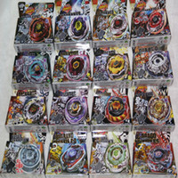 beyblade models - 16 different style BEYBLADE METAL FUSION FIGHT STARTER BEYBLADE SPIN TOP TOY BEYBLADES MIX ALL MODEL