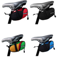 leather coaster - Cycling Mountain Bags Bike Die Coasters Toolkit Saddle Cushion Bags Dazzle Colour Spirit Rat Tail Bags HG
