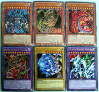 yugioh cards - collector card YuGiOh secret Rare cards collection English version YuGiOh cards Japanese