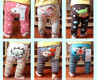 Wholesale 3pcs BUSHA Baby Pants Baby Clothing Leggings Cotton PP Pants Baby Pant Kds Legging