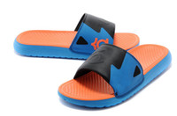 Wholesale 2015 New arrival brand sport Kevin Durant KD slide air cushion slippers Men s sandals