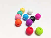 Other silicone beads - new Teething Necklaces Food Grade Silicone Jewels Baby Chew beads Silicone Beads Baby Teethers