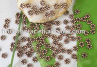 Wholesale Antiqued copper Daisy spacer beads mm M303C