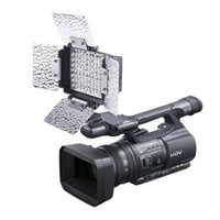 Wholesale CN With LED Video Lighting For DC Camera Video Camcorder DV Lamp Light Diffusers K D625