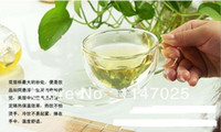 Wholesale high temperature heat resistant glass double layer tea cup and saucers set ml hot selling