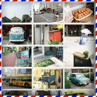 asia picture - 2015 Japan Asia Postcard Romantic Boxed Picture Tokyo Landscape Postcards christmas Card greeting Cards set