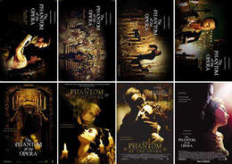 Wholesale Postcard The Phantom of the Opera Classical Music Movie Gerard Butler etc amp Retail