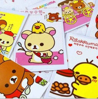 bear birthday card - 9PCS Set CM Cute Cartoon Animal Bear Postcard Children Kids Students Gift Greeting Card Post Cards