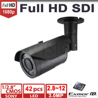 balance hd - 2 MP P HD SDI Camera mm Meage Pixel Lens Weatherproof CCTV Bullet Camera HD SDI OSD WDR White Balance D DNR