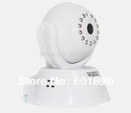Wifi Webcam Wanscam Security Network IP Camera White Night Vision 10M#170211