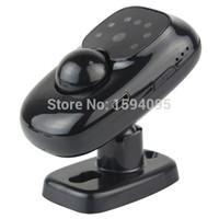 Wholesale Mini F300 Quad Band GSM MMS Alarm Photo Video Camera DV Remote Monitor PIR IR Night Vision Camera