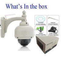 Nouvelle caméra de livraison gratuite en plein air sans fil 15m caméra IP vision nocturne wifi de sécurité cctv avec iphone gratuit et logiciel de andriod