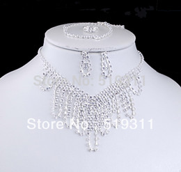 Wholesale Gift Fashion Charm Necklace Vners jewellery Fashion Jewelry Set ensemble de bijoux For Women