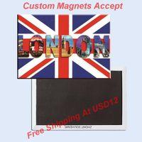 animal union - Tourist Magnets mm Union Jack London Rigid Decoration Fridge Magnet Memorabilia Gift