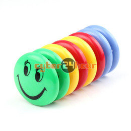 40pcs Pin Button Fridge Magnets Smiley Face Memo Message Note Whiteboard Magnetic 8 color