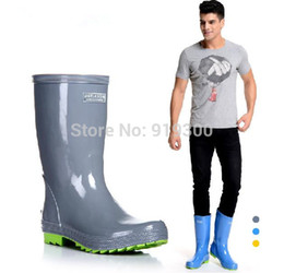 Discount Men Fashion Rain Boots | 2017 Men Fashion Rain Boots on ...