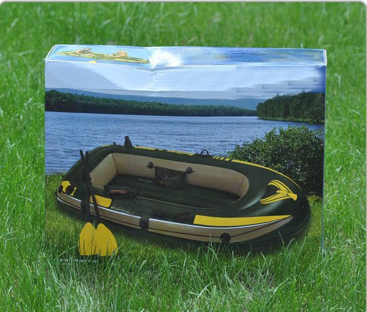 Vente en gros intex 68347 bateau gonflable aigle de mer de groupe deux raft - Bateau gonflable mer ...