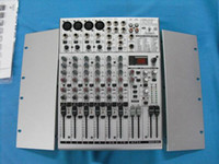 Wholesale 2pcs DHL Behringer Ub1204FX PRO Professional Mixer with Digital Effects EURORACK UB1204FX PRO