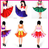 Wholesale Sexy Halloween Costumes Colors Anime Sailor Moon Cosplay Sexy Costume Halloween Costumes For Women