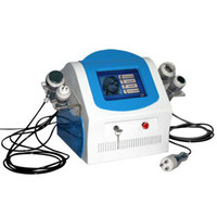 Wholesale Cavitation Monopolar RF Tripolar RF VACUUM in fat cellulite treat face lifting slimming system
