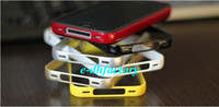 Wholesale SGP Neo Hybrid EX Case for iphone Silicone Case Polycarbonate Frame Hot