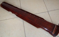 Wholesale red Exempt freight Wonderful Chinese Exquisite Strings Old GuQin