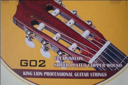 Wholesale classical guitar lion king strings