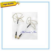 antenna circular - 2 pc GHz Circular Polarized Clover Leaf antenna Ultral for TX RX