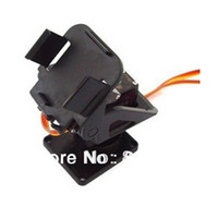 antenna equipment - HK POST free Nylon PT pan tilt camera mount platform suitable for g servos in bulk fpv equipment