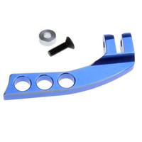 airplane hanging - Aluminum Alloy Hang Hole Transmitter Neck Strap Balancer for JR Futaba Blue